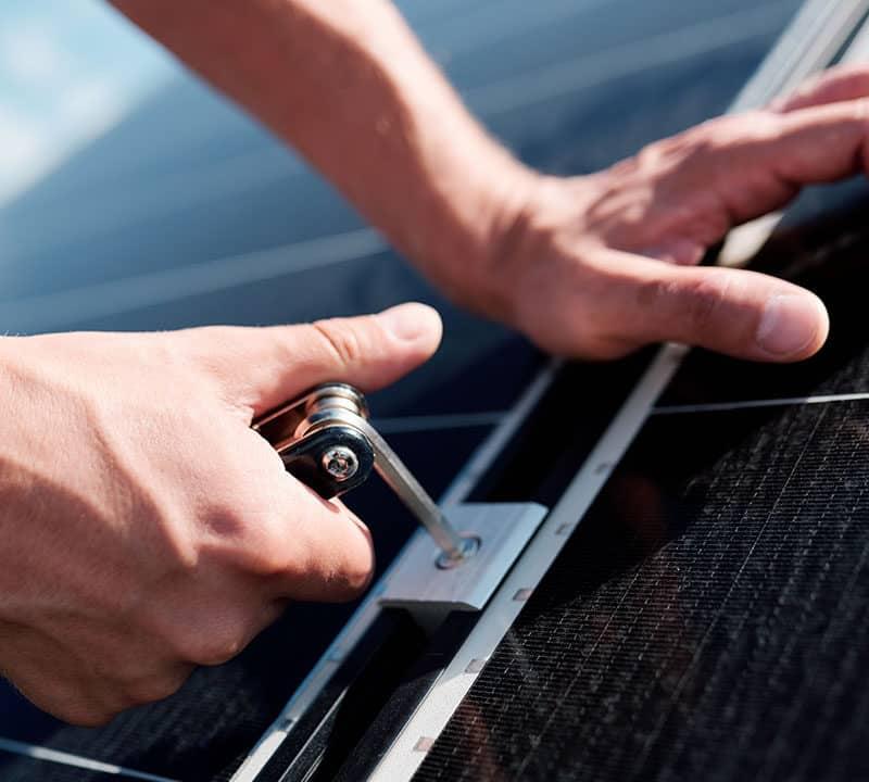 smaltire i pannelli fotovoltaici